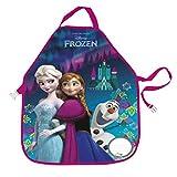 Disney Frozen Die Eiskönigin Kinder Malschürze Bastelschürze Schürze Kinderschürze Anna und Elsa