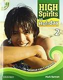 High spirits on holiday. In vacanza con l'inglese. Per la Scuola media! Con CD Audio: 2