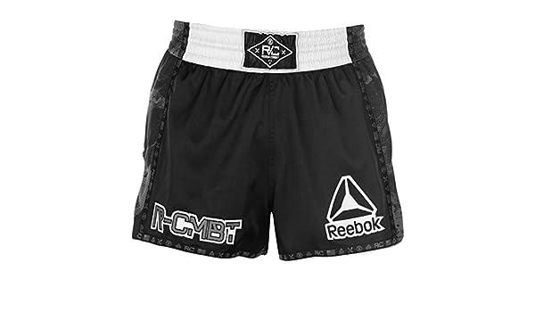 Reebok Combat Prime Thai Short, Shorts, Schwarz – (schwarz
