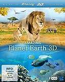 Amazing Planet Earth 3D - Entdeckungsreise unserer Erde (3 Disc Set) (2D + 3D Version) [3D Blu-ray]
