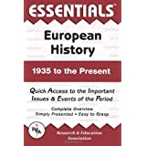 European History: 1935 to the Present (Essentials): From World War II to the Demise of Communism