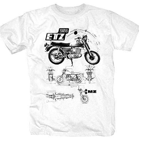 shirtmachine ETZ 250 T-Shirt (XXXL)