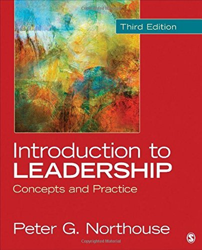 Introduction to Leadership: Concepts and Practice by Peter G. Northouse (2014-01-03)