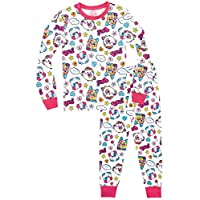 Pikmi Pops Girls Pyjamas Snuggle Fit