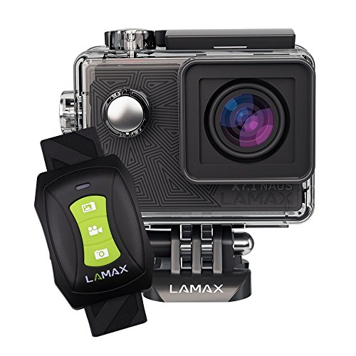 LAMAX X7.1 Naos Action Kamera Full HD 1080p schwarz