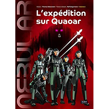 NEBULAR COMIC 2: L'expedition sur Quaoar