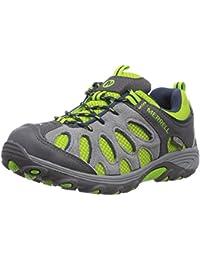 super cute d798a 86669 Merrell Unisex Kids' Chameleon Lace Waterproof Low Rise Hiking Shoes