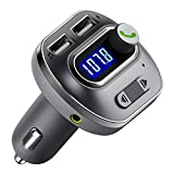 Best Universal Bluetooths - FM Transmitter, VicTsing Wireless FM Modulator Bluetooth 4.1 Review