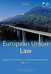 European Union Law 8/e (Core Texts Series)