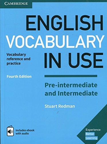 English vocabulary in use. Pre-intermediate and intermediate. Per le Scuole superiori. Con e-book