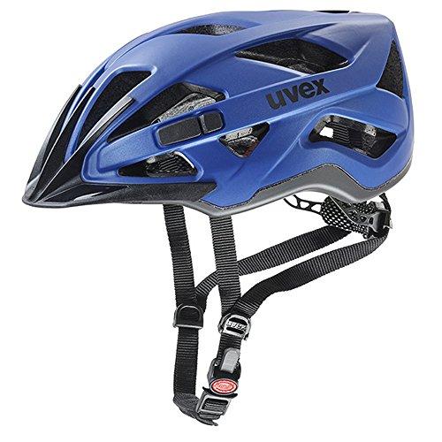 Uvex Fahrradhelm mit LED Licht active cc Preisvergleich