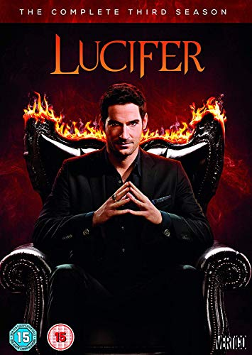 Produktbild Lucifer - Season 3 (DVD) [UK Import]