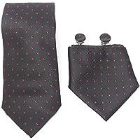 Da uomo Cravatta, Fazzoletto e gemelli–moda, Business