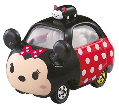 TakaraTomy Tomica Disney Motors tsum tsum dmt-04Mini Auto Figur mit Top, Minnie Maus (Mini-maus Für Autos)