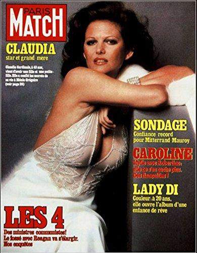 Paris Match - n1676 - 10/07/1981