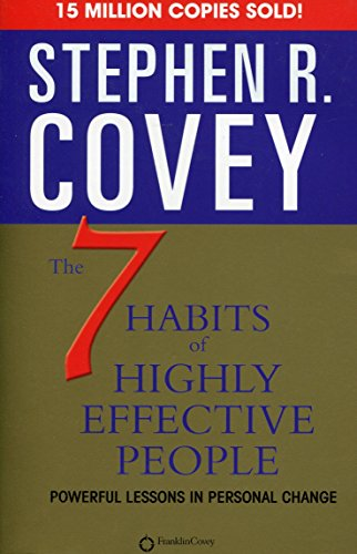 7 Habits Of Highly Effective People -
