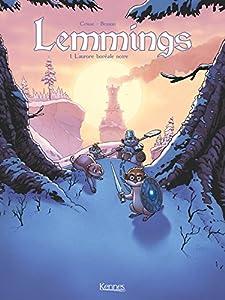 """Afficher """"Lemmings n° 1<br /> L'aurore boréale noire"""""""