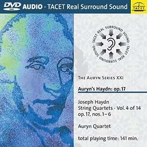 The Auryn Series XXI : Auryn's Haydn: op. 17