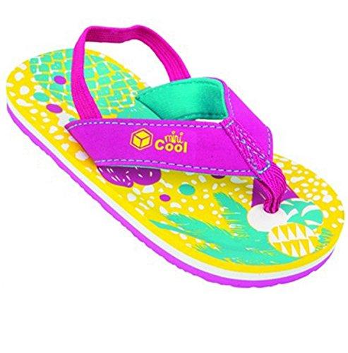 Cool Shoe Badelatschen Cool Shoe Kinder MISHA pineapple 25/26