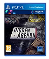 Sony Hidden Agenda (PS4) from Sony