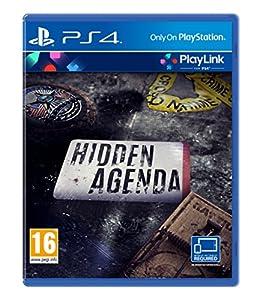 Sony Hidden Agenda (PS4) from Sony