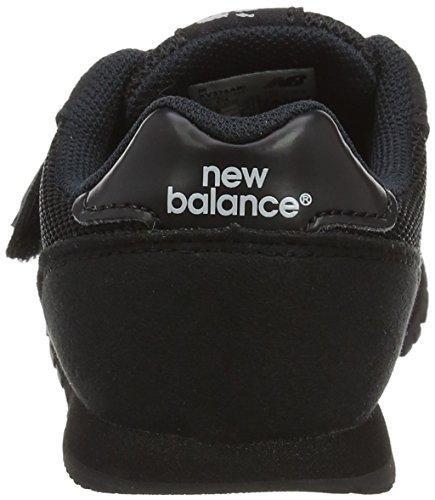 New Balance Kv373, Stivaletti Unisex – Bambini Nero (Black)