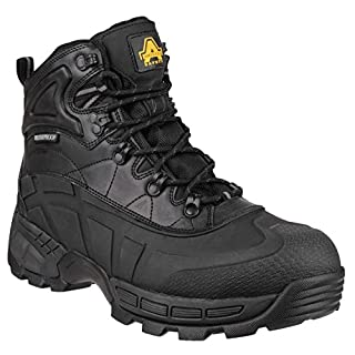 Amblers Safety Black Fs430 Orca S3 Waterproof Boot - 11