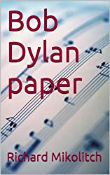 Bob Dylan paper (English Edition)