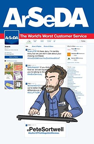 Arseda: The World's Worst Customer Service: Amazon co uk