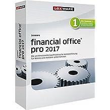 Lexware financial office 2017 pro-Version Minibox (Jahreslizenz) / Einfache kaufmännische Komplett-Lösung für Freiberufler, Selbständige & Kleinunternehmen / Kompatibel mit Windows 7 oder aktueller