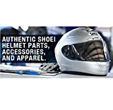 SHOEI MULTITEC CASCO PLACA BASE Y TORNILLOS