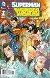 Superman Wonder Woman #1 (Tony S Daniel Regular Cover A) 1st Printing