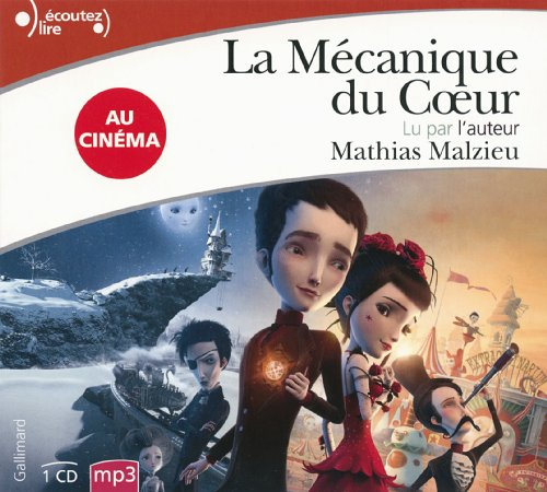 La mecanique du coeur/CD MP3