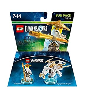 LEGO Dimensions - Fun Pack - Sensei Wu (B00Y2VZPP8) | Amazon Products