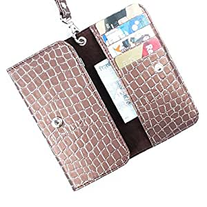 DooDa PU Leather Case Cover For HTC Desire 616