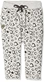 boboli 244055 Pantalones, (Estampado Corazones), 80 (Tamaño del Fabricante:80cm) para Bebés