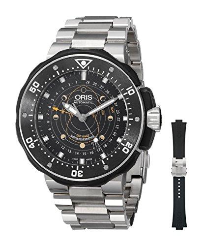 Oris 76176827154rs + MB–Armbanduhr Herren