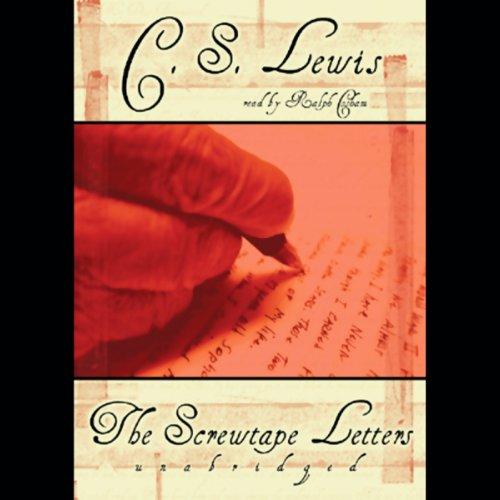 The Screwtape Letters  Audiolibri