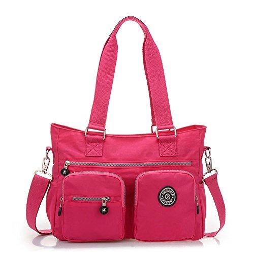 Fancybox , Sac bandoulière pour femme rose