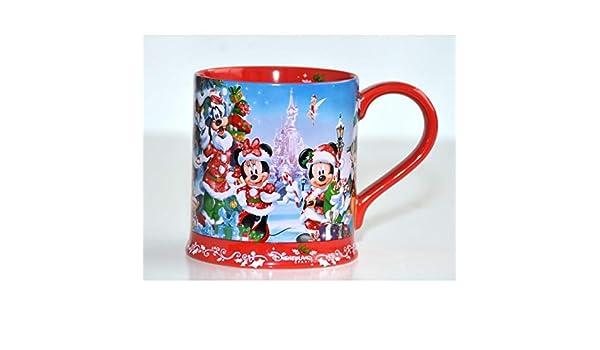 Mug Paris Disney Personnages De NoëlDisneyland 54RAjL