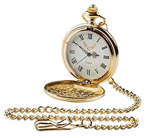 Royal Navy echt vergoldet CRESTED Taschenuhr und 24K Gold Beschichtet Schlüsselanhänger Naval Schiffe Luxus Geschenk in Fall