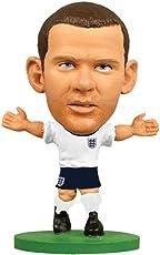 Soccerstarz England Wayne Rooney /Figures, Multi Color