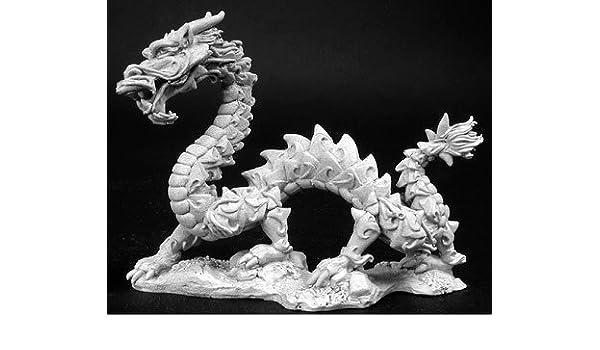 Oriental Dragon Reaper Miniatures 02794