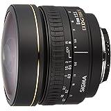 Sigma Objectif Fisheye 8 mm F3,5 EX DG Circular - Monture Nikon