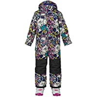 Burton – Snowboard Minis hred illusione One Piece, Bambina, Snowboardoverall MINISHRED ILLUSION