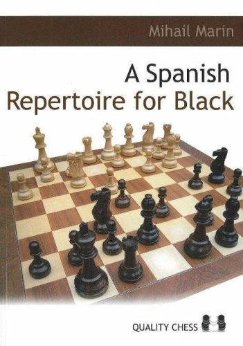 A Spanish Repertoire for Black -