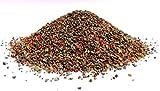 30 Kg Gummigranulat ca. 50 L Volumen Füllmaterial für Boxsack Boxbirne Wandschlagkissen Makiwara Maisbirne Boxbirne Schlagbirne Granulat Gummi Füllung Boxsackfüllung