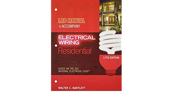 buy lab manual for mullin simmons electrical wiring residential rh amazon in electrical wiring and maintenance lab manual