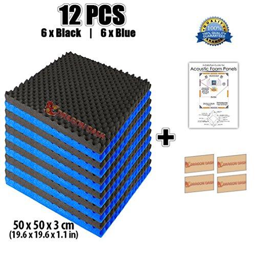 super-dash-lot-de-12-de-50-x-50-x-3-cm-combinaison-bleu-noir-insonorisation-egg-crate-acoustique-dis