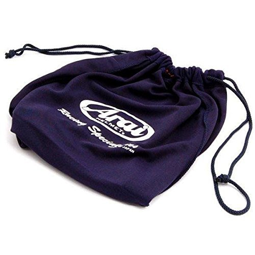 ARAI Racing Specialties String Bag Dark Blue Fabric by Arai